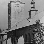Święta Katarzyna. Klasztor