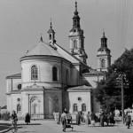 Radomsko. Kościół farny. Parafia pw. Św. Lamberta. Identyfikacja Jacek Łęski