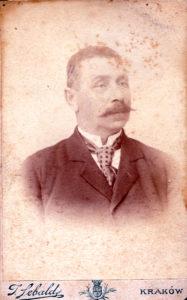 Edmund Wierusz-Kowalski. Zdjęcie udostępnione przez Annę Grużewską
