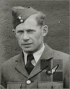 Kapral strzelec pokładowy Antoni Burak