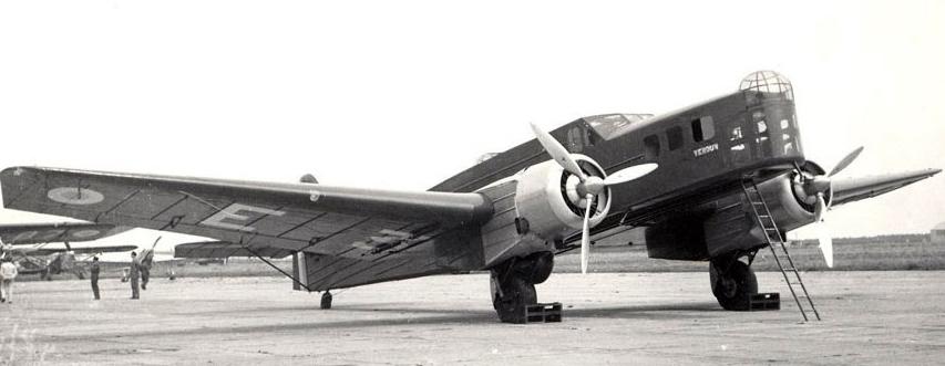 Francuski bombowiec Bloch MB.210